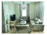Dijual cepat termurah BU Apartemen Bellagio Mansion Mega Kuningan, Jakarta Selatan - 3 Bedroom 212 m2 + Study and Maid Room - Luxury Furnished
