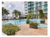 Dijual Murah Apartemen Ambassador 2 Jakarta Selatan - Tipe 2+1 BR 90 m2 Semi Furnished
