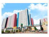 APartemen Green Pramuka Jakarta Pusat 2 BR Brand New Jual Rugi Nice VIew