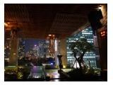 Brand New Apartment Sudirman Suite 3BR 62m Mid Floor view Semanggi jalan Sudirman, Jakarta Pusat