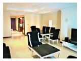 Jual Apartemen Pakubuwono Residence tower basswood mid floor full furnished 3+1BR+study 303m pakubuwono Jakarta selatan yield 6%