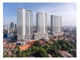 Dijual Apartemen Menteng Park Studio 28sqm / 33sqm - FURNISHED / HOT SALE