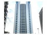 Apartemen Aspen Residence Murah, unfurnish, baru serah terima Maret 2020