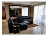Dijual Apartemen kemang mansion 3 Bedroom Full Furnished Middle Floor