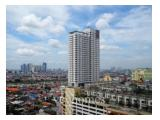 Dijual Cepat Apartemen Cosmo Terrace 2BR, Fully Furnished - Tanah Abang, Jakarta Pusat
