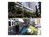 Apartemen Dijual Cepat Murah,Studio &1BR, Furnished Bagus,Good View