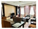Dijual Apartemen Bellezza Permata Hijau - 3 BR Fully Furnished with Private Lift