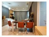 Dijual Apartemen St Moritz 2BR, Full Furnished - Puri Indah, Jakarta Barat