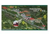 DIJUAL Apartemen tipe Studio Podomoro Golf View