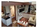 Dijual Apartement Luxury Apple Residence 3 si Lebak Bulus Jakarta Selatan- Konsep Mezanine 2 lantai