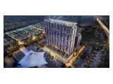 Jual Apartemen Monroe Tower Jababeka Cikarang - Studio / 2 BR Unfurnished, Best Harga Termurah