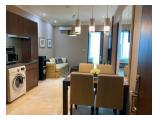 Dijual Apartment Residence 8 Senopati 2 BR-94 m/Fully Furnished & Pool view