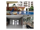 Di jual Apartement Serpong Grenview - 2BR,2 kamar d jadiin 1(BU)