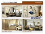 Jual Cepat Apartemen 1 Park Avenue 2+1 BR dan 3 BR Hamilton, Promo Hanya 6 Unit Cash Keras 38,5 Jt/m2 atau Cicil 12X 42 Jt/m2, ERI Property Gandaria Jakarta Selatan