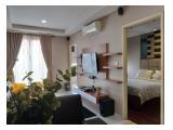 Dijual 2BR+Maid Room dan Lantai Rendah Lux The Lavande Residences