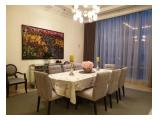 DIJUAL Apartemen Raffles Residence 4+1BR Full Furnished