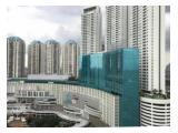 Dijual Murah Apartemen Mediterania Garden Residences 2 Tipe 2BR (42 sqm) Fully Furnished Tower J Best View Tribecca, Only 880 Juta, Tanjung Duren, Jakarta Barat