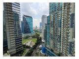 Dijual Cepat Apartemen Bellagio Residence Jakarta Selatan - 2 BR 84 m2 Furnished