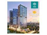 Jual Apartemen Pacific Garden Campus Town Alam Sutera Tangerang - Studio Full Furnished - Hunian Ideal Bagi Mahasiswa Binus, SGU & UBM