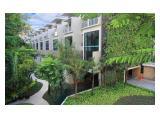Dijual Townhouse Apartemen Pakubuwono House Luas 432 m2 Rp. 24 Milyar