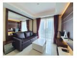 Jual Apartemen Casa Grande – 1 BR 54 m2 Fully Furnished