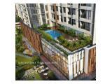 Dijual Permata Hijau Suites Apt 1BR/ 2BR/ 3BR, harga BAGUS unit LUX mulai 1,2 M