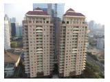 Dijual Murah Apartemen Istana Sahid 171 m2, tipe 3Br+1