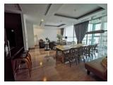 Dijual Apartemen Kemang Village Tower Bloomington - Type 3+1 Bedroom Full Furnished