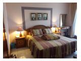 Dijual Apartemen Pavilion Jakarta Pusat - 2 Unit Tipe 3 BR Luas 130 m2 Furnished