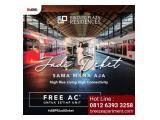 Jual / Sewa Apartemen Breeze Bintaro Plaza Residences - Luxurious Apartment (SIAP HUNI), Selangkah ke Stasiun Commuter Line (JABODETABEK)