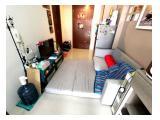 Ruang Keluarga muat dengan SofaBed (Panjang 180cm)