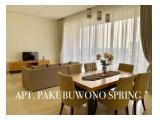 Dijual Apartemen The Pakubuwono Spring – New Apartment in Simprug, Jakarta Selatan (On Site Agent House)