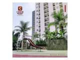Jual Apartemen Cienere Resort Apartement siap huni diselatan jakarta tanpa Dp (Dp 0%)