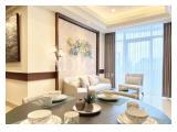 Dijual Cepat (BU) / Disewakan, Best Deal Price, Nego Sampai Deal - Apartemen South Hills Kuningan - 1 BR, 2 BR, 3BR Fully Furnished by In House