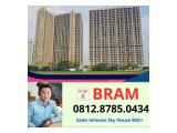 Apartment Sky House BSD+ lokasi Premium disamping mall AEON, the Breeze, ICE, Prasetiya Mulya & Digital Hub