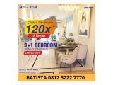 Opening tahap 2 KIOSK 26 Sept 2020 - RUKO Apartment Sky House BSD+ (Ruko Kiosk bawah apartment) 30 unit saja samping AEON MALL
