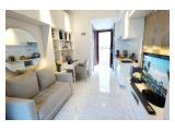 Apartment Kaum Milenial harga mulai dari 400jutaan semi furnished, lokasi samping AEON Mall Bsd