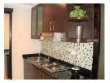 Jual Apartemen Bellagio Residence - 2 BR (84 m2) Fully Furnished Bagus, Siap Huni