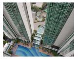 FOR SALE APARTEMEN 3BR FULLY FURNISHED THE PEAK SUDIRMAN BEST POOL VIEW