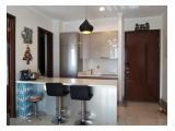 Dijual Apartemen District 8 SCBD Jakarta Selatan – Barat Senopati – 2 BR 105 m2 -Furnished – Termurah
