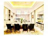 Dijual High End and Luxury Apartment St. Regis Residences, Kuningan, Jakarta Selatan - Fully Furnished, Brand New