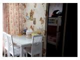Dijual Murah & Cepat Apartemen Mediterania Garden Residences 2, 2BR (42 sqm), Full Furnished Bagus, Tower Favorite, 930 Juta, Tanjung Duren, Jakarta B