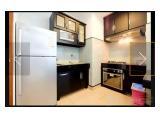 Dijual Sahid Sudirman Residence 3 BR Furnished