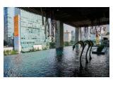 Sudirman Suites Apartemen, 3BR, uk. 95m2, unfurnished,best view, TURUN HARGA.