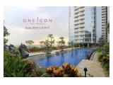 Jual Apartemen - Oktober-Fest One Icon Residence Surabaya - 2+1BR Fully Furnished Best View