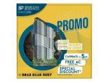 Dijual The Breeze Bintaro Plaza Residences Dp 20 jutaan /Cicilan 3jutan/Diskon 300jutaan*