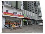 Jual apartemen type studio furnish, Harga murah, lokasi ditengah pusat kota bandung + Kawasan central bisnis