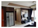 Dijual Apartemen Sudirman Park 3BR Full Furnished