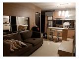 Dijual cepat BU murah Apartemen Cervino Village - 3 BR 77 m2 Full Furnsihed di Tebet Jakarta Selatan