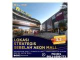 Lokasi sebelah AEON Mall